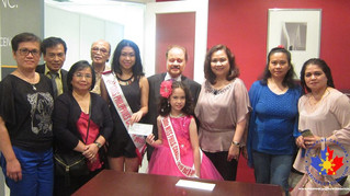 Support for Pinoy Fiesta Toronto 2015 is helping others!