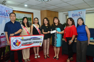 PCCF DONATES TO KAPUSO FOUNDATION