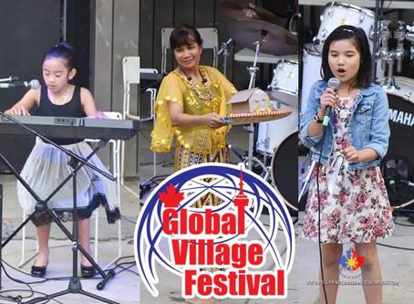 Global Village Festival 2018