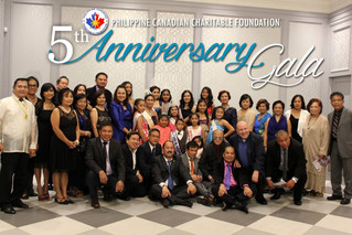 PCCF Celebrates its 5th Year Anniversary!