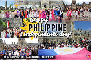 Happy Philippine Independence Day!