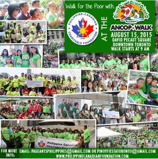 ANCOP Walk 2015
