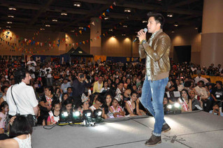 Pinoy Fiesta an Enormous Success, Once Again !