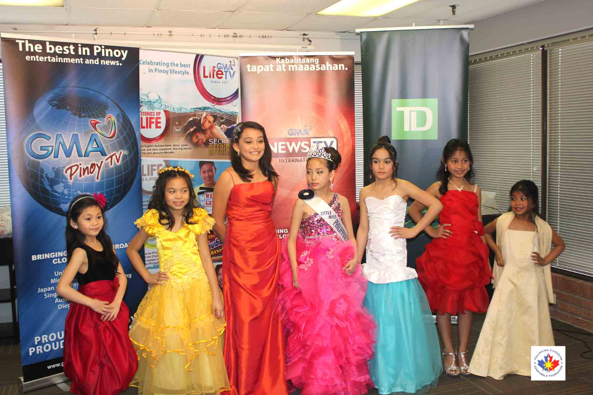 Little Miss Philippines 2013 Candidates