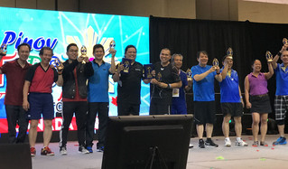 TABLE TENNIS: Justiniano captures Pinoy fiesta Open