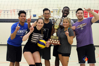 PCCF Co-ed Cup - a day full of cheers!