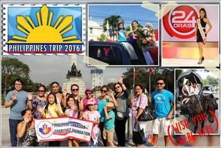 Philippines 2016 - PCCF Beauties Tour Manila!