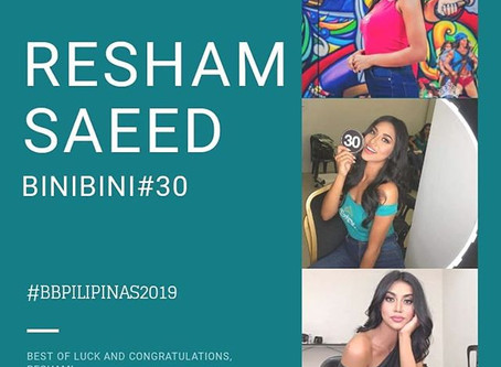 Miss Philippines Canada 2017, Official candidate of Binibining Pilipinas 2019