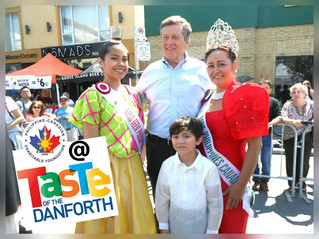Taste of Danforth