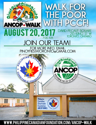 WALK FOR THE POOR WITH PCCF