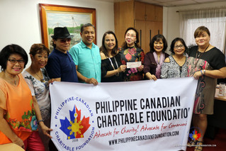 Kapuso Foundation receives support from Filipinos in Canada