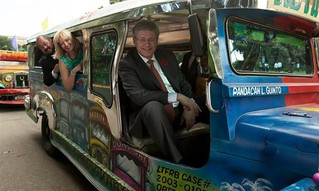 PM Stephen Harper, Senator Tobias Enverga and a Fil-Can Delegation Travel to Asia