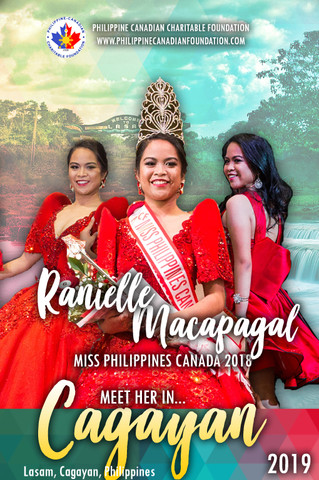 Meet Miss Philippines Canada 2018 in Cagayan!