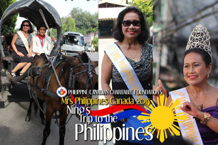 Philippines 2016 featuring Mrs. Philippines Canada 2015