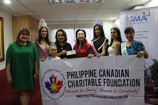 PCCF Donates to Kapuso Foundation