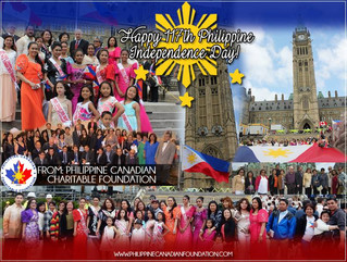 Happy 117th Philippine Independence Day!