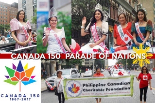 CANADA 150 PARADE OF NATIONS
