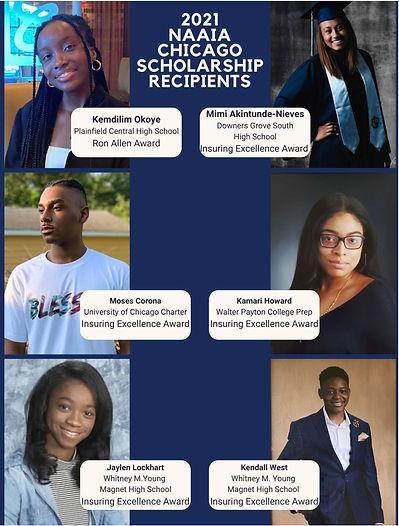 2021 Spring Scholarship recipients_edite