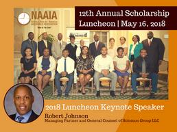 2018 Annual Scholarship Luncheon