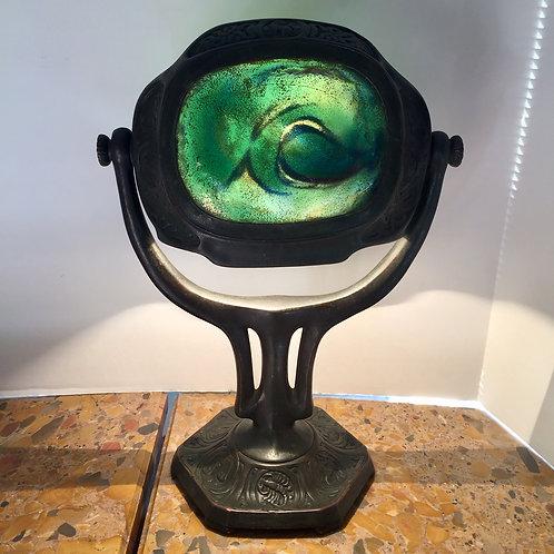 Tiffany Studios Zodiac Turtleback Desk Lamp