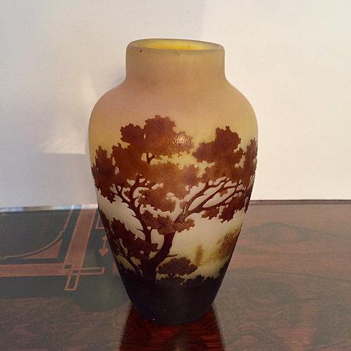 Galle Scenic Vase