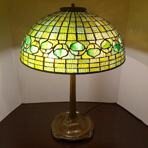 "Tiffany 16"" Acorn Lamp"