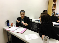 Dental Assistants in Training