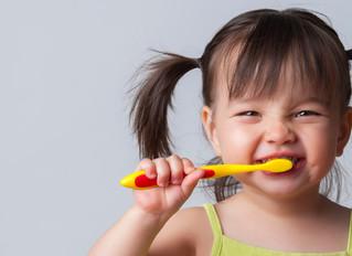 February – National Children's Dental Health Month (NCDHM)
