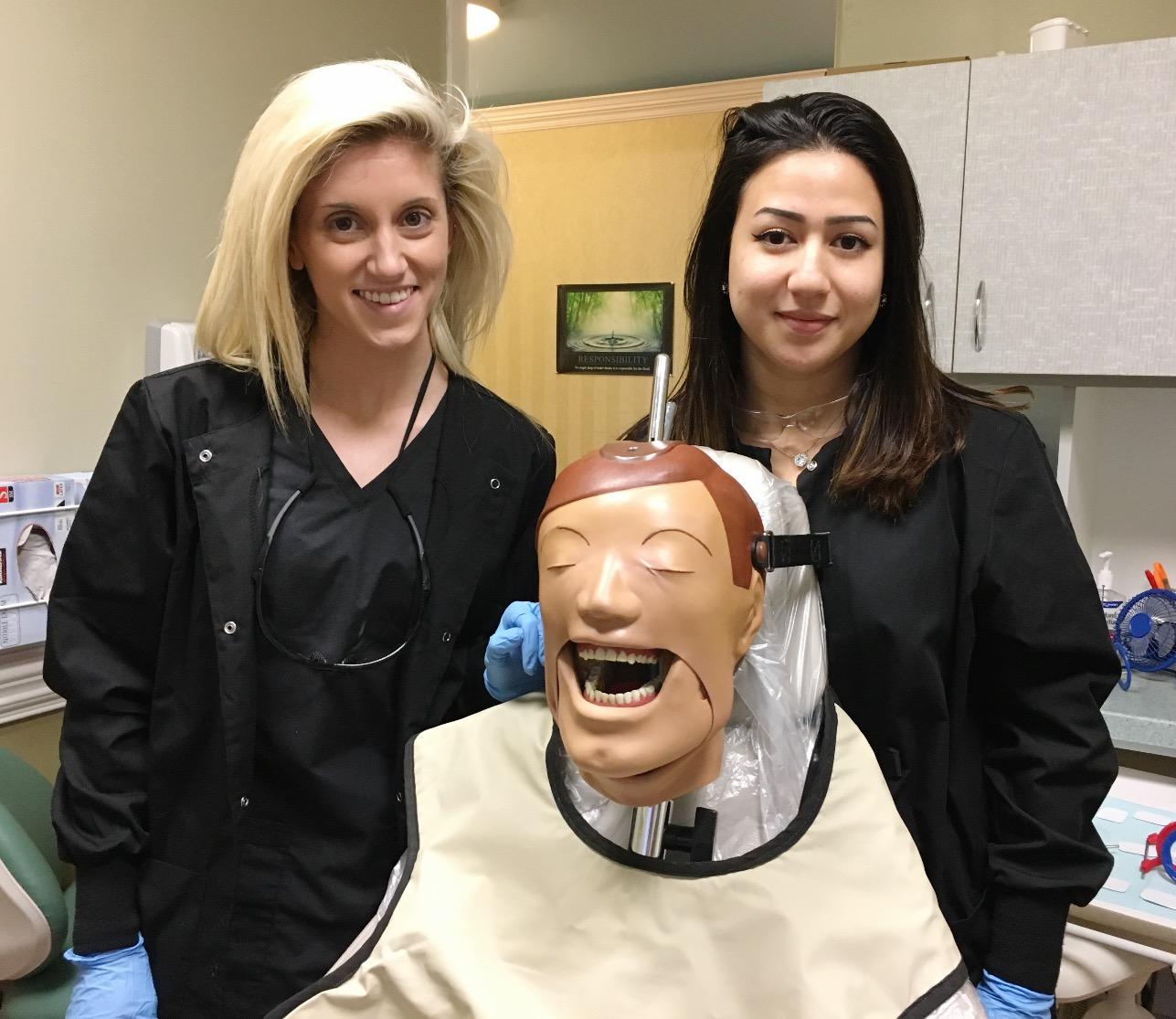 Dental Assistant Radiology Training