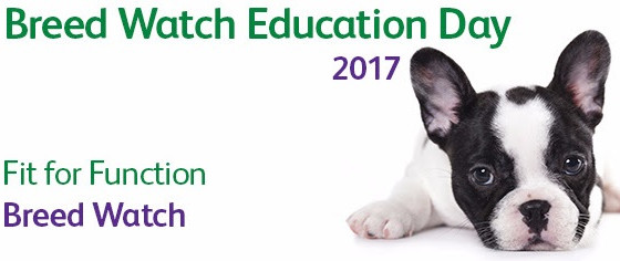 Kennel Club Breed Watch Education Day 19/11/17