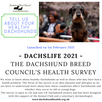 DachsLife 2021: an investigation of skin and coat conditions in Dachshunds