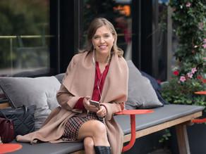 Kerstin Ahlfont, Ruter Dam 2012, ny Group CFO på Vattenfall