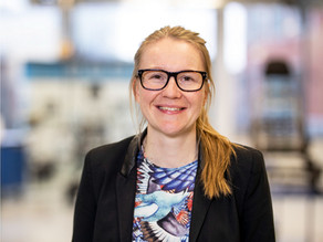 Sofia Svensson, Atlas Copco Industrial Technique