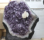 Am with calcite Geode .jpg