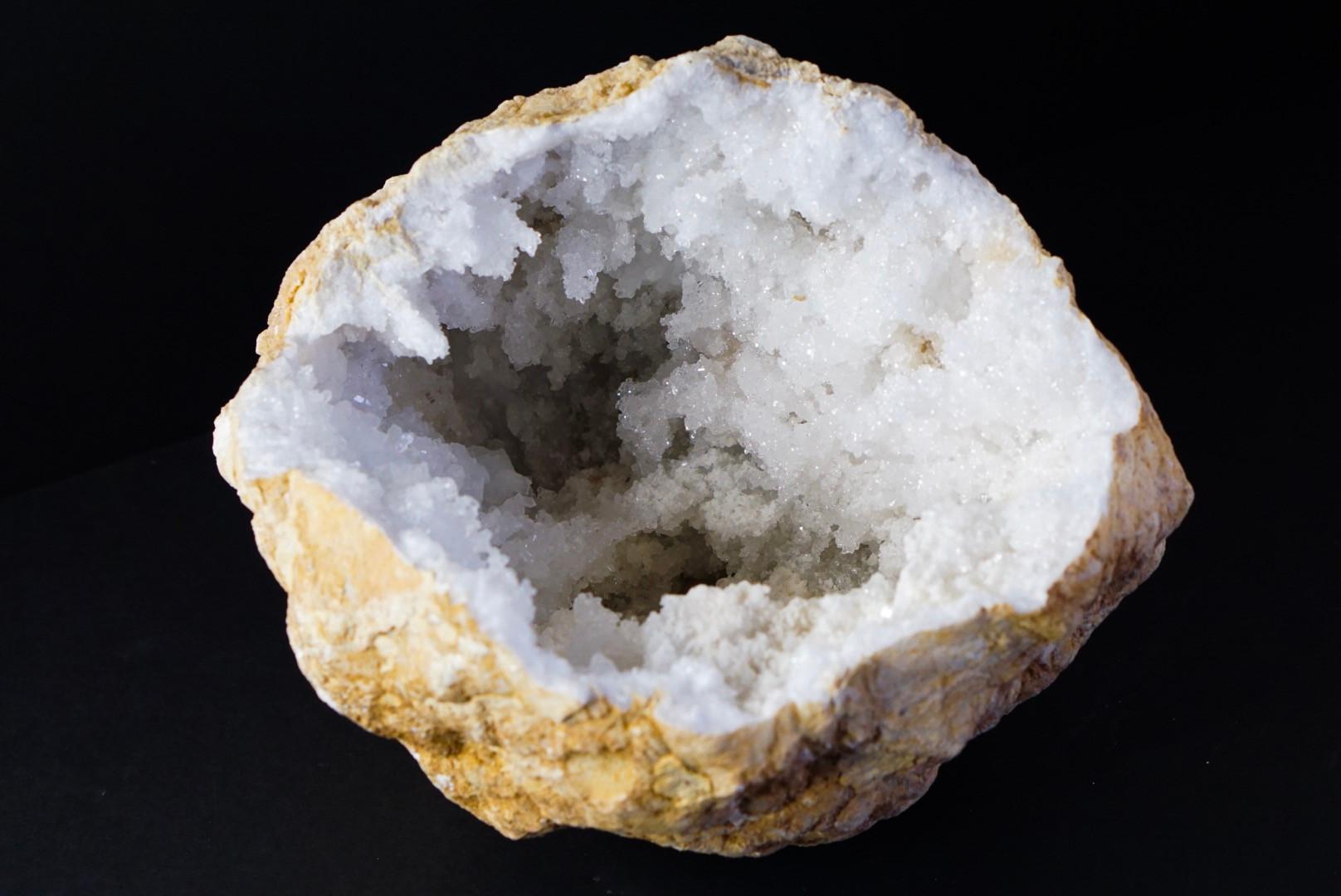Chalcedony Geode