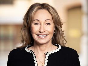 Louise Sander, Ruter Dam 2012, ny Chief Communications Officer på Handelsbanken