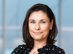Kristina Nyquist, Ruter Dam 2014, ny CEO på Siemens Mobility