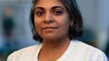 Preeti Nagarajan, Ruter Dam 2017, new Head of Global Customer Unit Vodafone at Ericsson