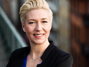 Jennie Cato, Ruter Dam 2020, ny Head of Public Affairs & Partnerships för Scania Group