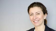 Larisa Gyllenrapp, Ruter Dam 2013, ny President Wood Technology Europe & Asia på Bruks Siwertell