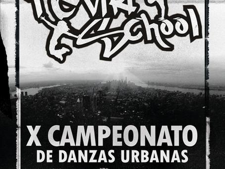 X EDICIÓN KEVIRISCHOOL - TEATRO NUEVO ALCALÁ MADRID / GRUPOS LC