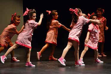 clases de danza niños pequeños