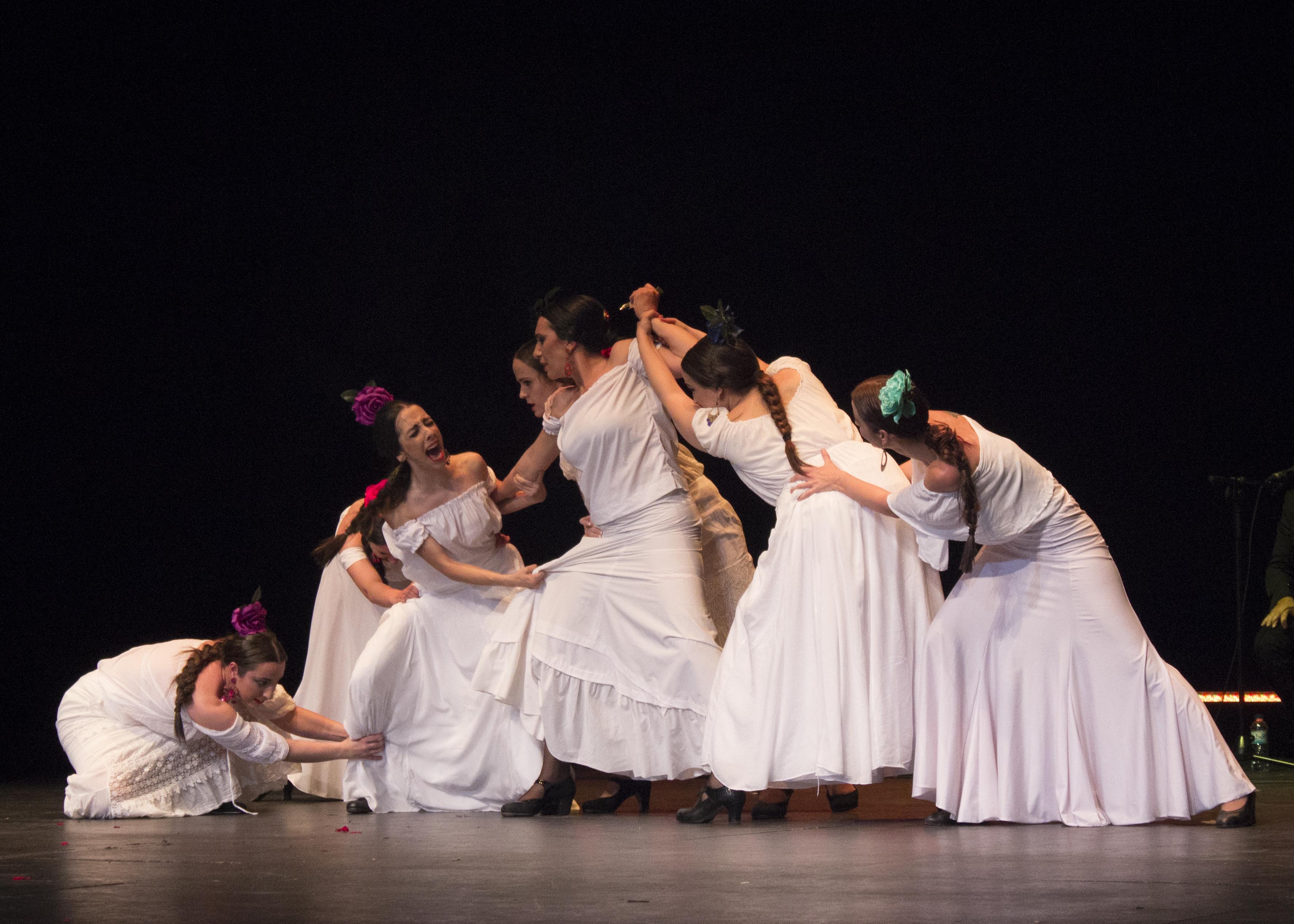 Carmen. Teatro Calderon 2016