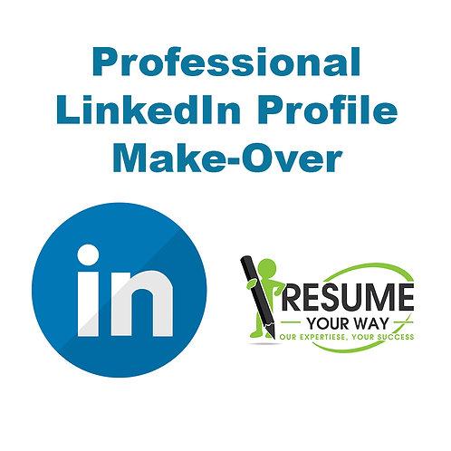 Experienced Level LinkedIn Profile Makeover