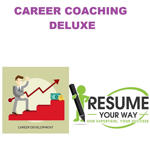 Career Coaching Deluxe