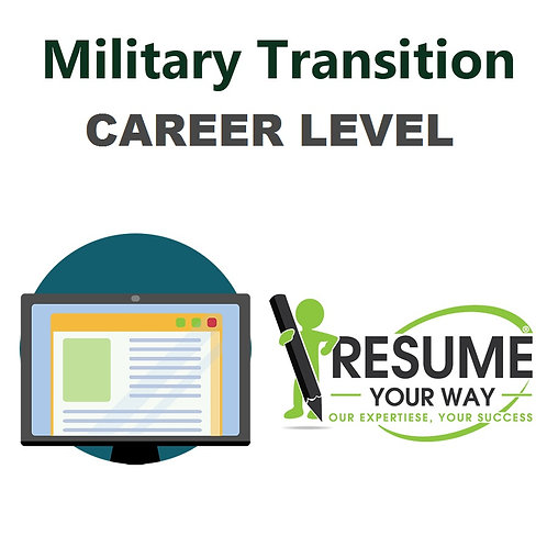 Military Transition -Career-Level