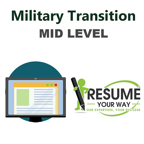 Military Transition -Mid-Level