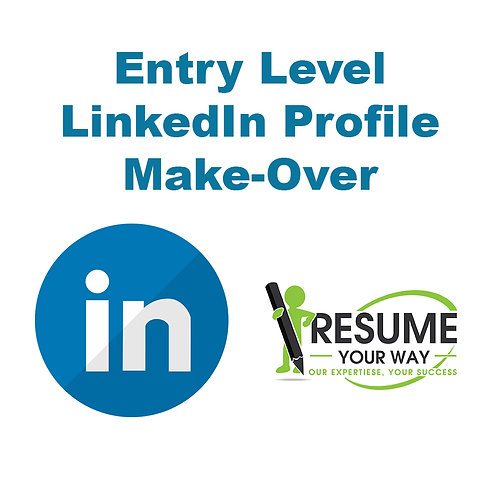 Entry Level LinkedIn Profile Makeover