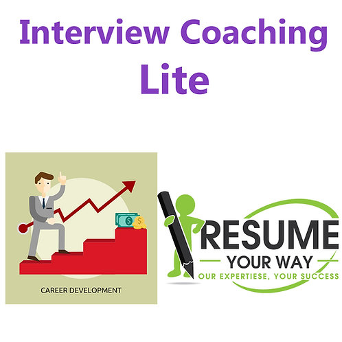 Interview Coaching Lite