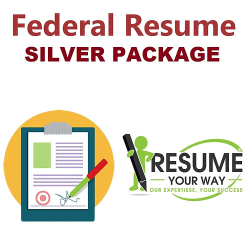 Federal Resume: SILVER Package